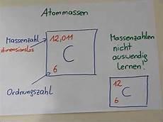 atommasse einf 252 hrung begriffe berechnung h2o und