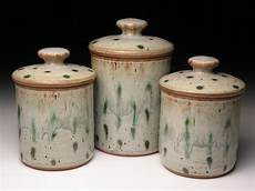 pottery kitchen canister sets pottery canister set wheel thrown pottery canisters ceramic
