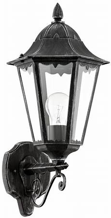 traditional victorian style upward outdoor wall light 93457