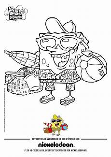 Malvorlagen Ukulele Bob And His Ukulele Coloring Pages Hellokids Spongebob
