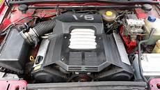 audi 80 b4 2 8e v6 quattro 174 hp start engine
