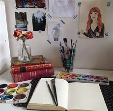 Studio Artist Bedroom Ideas by Sadwhore Personal Aes Inspo