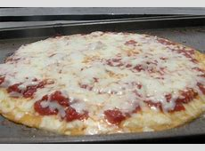 crispy tortilla pizza_image