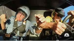 Jay Crashes During Stunt  Lenos Garage CNBC Prime