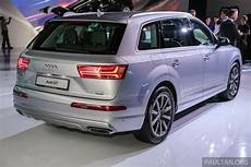 volume coffre q7 new audi q7 launched in malaysia 3 0 tfsi rm590k