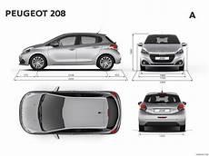 2016 Peugeot 208 5 Door Dimensions Wallpaper 120