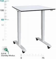 neu 2012er modelle ergon steh sitz tischgestellen officeplus