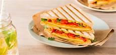 Sandwich Toast Rezepte - asia panini lieken urkorn