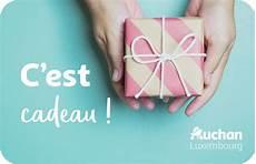 solde carte auchan cartes cadeaux auchan luxembourg