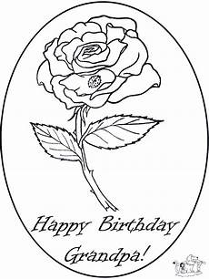 happy birthday coloring pages coloring home