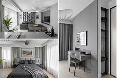 artistic apartments with monochromatic color contemporist this grey monochromatic apartment interior