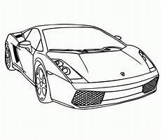 ausmalbilder autos lamborghini 456 malvorlage autos