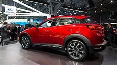2019 Mazda Cx 3 Brings A More Refined Interior