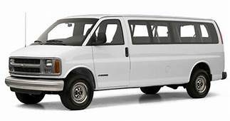 2001 Chevrolet Express 1500 Expert Reviews Specs And