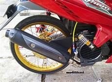 Modifikasi Vario Lama by Gambar Modifikasi Motor Honda Vario 110 Terbaru