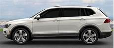 All New 2018 Volkswagen Tiguan Exterior Color Options