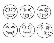 emoji malvorlagen count kinder zeichnen und ausmalen