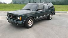 automotive air conditioning repair 1994 oldsmobile bravada electronic valve timing 1994 oldsmobile bravada very clean like typhoon blazer jimmy lots of new parts for sale photos