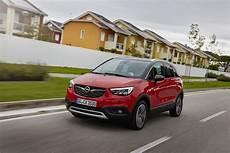 Opel Crossland Fahrbericht - opel crossland x 2017 erster test fahrbericht