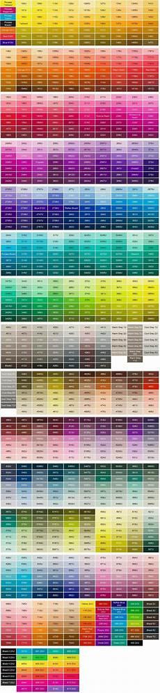 the 25 best pantone color chart ideas pinterest pantone chart paint colour charts and
