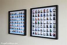 cadre vitrine ikea ikea frame lego minifigure display and storage frugal