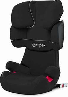 bol cybex solution x fix autostoel black