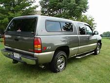 Sell Used 2000 GMC Sierra 1500 SL Extended Cab Pickup 4