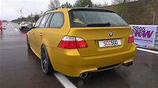 Bmw M5 V10 E61 Touring W Kks Race Exhaust