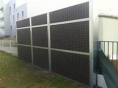 Mur Anti Bruit Pour Transformateur Edf