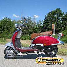 2011 Roller Zn50qt H Retro 25 Or 45 Km H