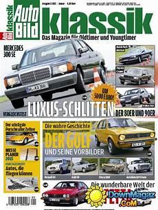 Auto Bild Classic - auto bild klassik 01 2015 187 pdf magazines