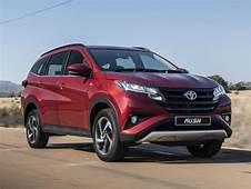 Toyota Rush 2018 Launch Review  Carscoza
