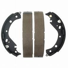 rear brake shoe set for ac delco 17802b brake shoe set for toyota rav4 rear walmart com
