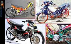 Jupiter Z Babylook by 3 Konsep Modifikasi Motor Yamaha Jupiter Z Racing Look