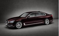 bmw m760li xdrive bmw m760li xdrive m performance limousine revealed performancedrive