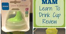 mam learn to drink cup review time and losing it