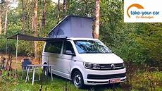 Der Vw T6 California Quot Quot Review Take Your Car Gmbh