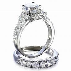 fancy wedding rings fantasy jewelry box s fancy faux cz wedding ring