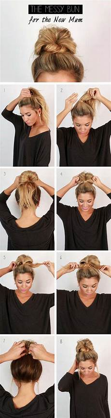 Cool And Easy Hairstyles For School