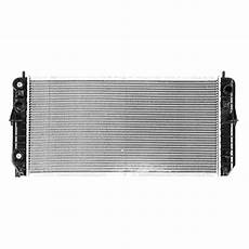 Replace 174 Cadillac Seville 1998 Engine Coolant Radiator