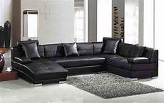 Ledersofa L Form - l shaped leather sofa home furniture design