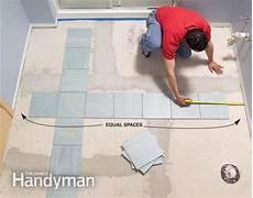 fliesen verlegen badezimmer install a ceramic tile floor in the bathroom the family