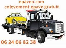 Enlevement Epave Gratuit Sans Carte Grise