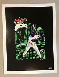 king of swing tony gwynn king of swing poster