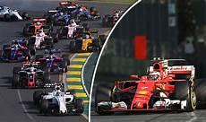 Formula 1 2017 Schedule When Are The Grand Prix Races