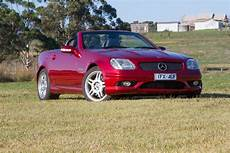 why would you buy a 2002 mercedes slk 32 amg instead