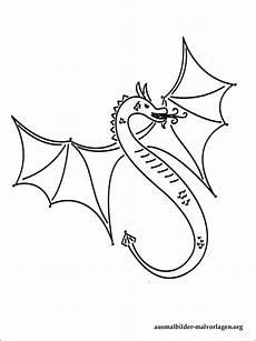 fliegende drachen ausmalbilder kostenlos und gratis