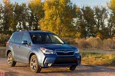 Subaru Forester Xt - 2016 subaru forester xt review more isn t always more