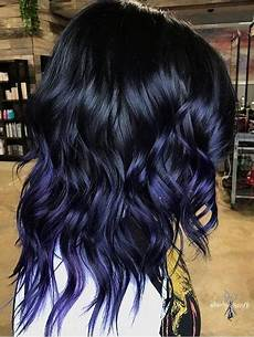 dark midnight blue hair dark blue hair color ideas and images