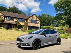 2016 16 Ford Focus St 2 0t St 3 Stealth Nardo Grey Rs